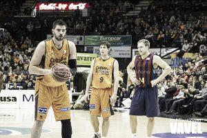Valencia Basket vs FC Barcelona, Playoff ACB en vivo y en directo online