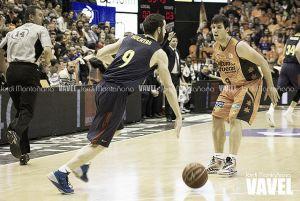 Valencia Basket - FC Barcelona: segundo asalto, mismo lugar