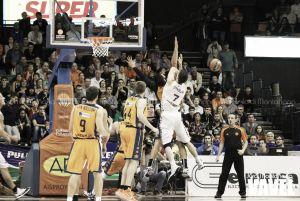 Valencia Basket - Neptunas Klaipeda: una victoria para honrar a la afición
