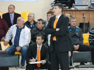 """Perasovic: """"Estoy contento por la victoria, pero no hemos hecho un buen partido"""""""