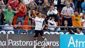 Valencia - Elche: puntuaciones del Elche, jornada 33