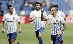 Últimos años en los Málaga - Valencia