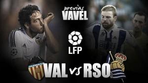 Previa Valencia CF - Real Sociedad CF: los valencianistas quieren despedir esta gris temporada con victoria