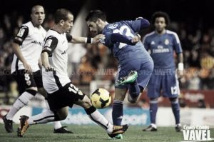 Valencia vs Real Madrid Live Score Online