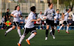 Rayo Vallecano – Valencia CF Féminas: partido de alto voltaje