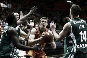 Valencia Basket - Unics Kazan: el liderato en juego