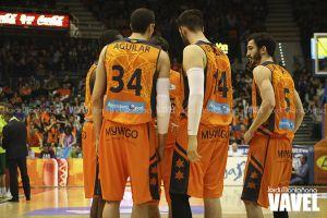Valencia Basket - Cajasol Sevilla: historia de la serie de cuartos de final