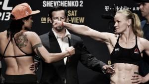 UFC: Valentina Shevchenko fue recompensada por pelea suspendida