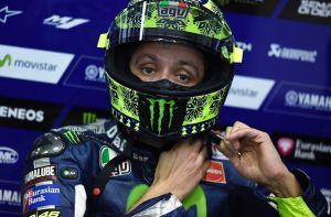 """Valentino Rossi: """"Estoy muy satisfecho con el resultado de los test"""""""