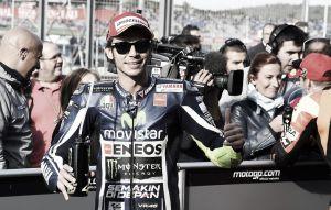 """Valentino Rossi: """"Mi mala suerte se llama Marc Márquez"""""""