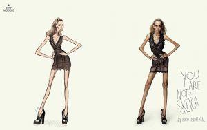Valeria Levitin, la mujer más anoréxica del mundo