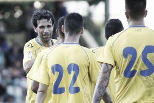 Las Palmas continúa su preparación en Tenerife