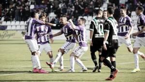 La pizarra de Oltra: Real Valladolid - Córdoba CF
