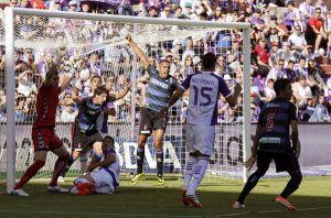 Real Valladolid - Granada CF: puntuaciones del Granada, jornada 38