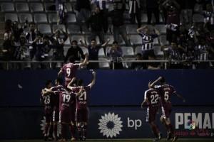 Lorca CF - Real Valladolid: puntuaciones del Real Valladolid en la jornada 40 de LaLiga 1|2|3