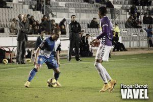 Sabadell y Valladolid no pasan del empate