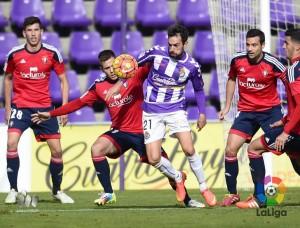 Previa Osasuna - Real Valladolid: recordar cómo se gana