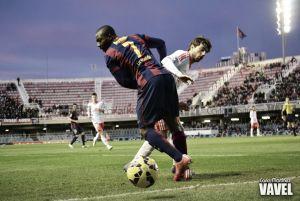 FC Barcelona B - Real Valladolid:  choque de dinámicas