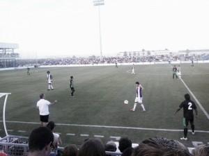 El Elche vence a un Primera (1-2)