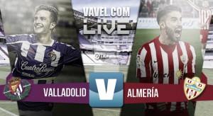 Juan Villar le resta dos puntos al Almería en la prolongación