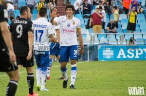 Vallejo, el mejor frente al Albacete según la afición