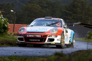 Campeonatos regionales de rallyes: intenso fin de semana