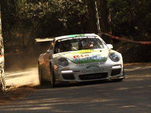 El Nacional de Rallyes llega al ecuador en el Rally de El Bierzo
