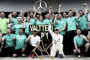 Mercedes en el Red Bull Ring: poco a poco más lejos de Ferrari