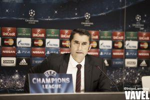 """Valverde: """"Tenemos que intentar imponernos porque necesitamos una buena noticia"""""""
