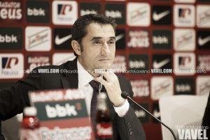 Valverde: ''Necesitábamos una alegría como esta''