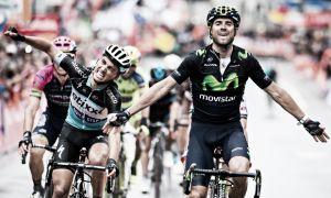 Alejandro Valverde, em excelente forma, liga Liège a Wallonia