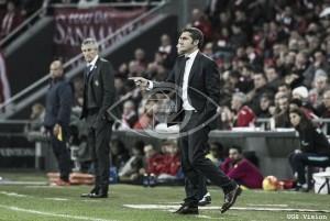 """Valverde: """"Al partido del domingo nosotros le damos una importancia capital"""""""