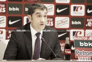 """Valverde: """"No tenemos ninguna razón para confiarnos"""""""