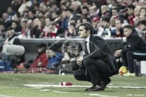 """Valverde: """"No ha sido el mejor día para sacar conclusiones"""""""