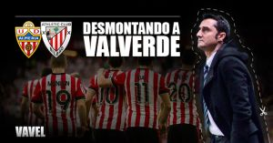 Desmontando a Valverde: Almería