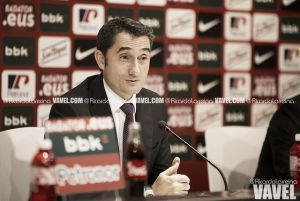 """Valverde: """"No ha sido un partido brillante"""""""