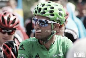"""Alejandro Valverde: """"Mi objetivo personal llegará en la Vuelta"""""""