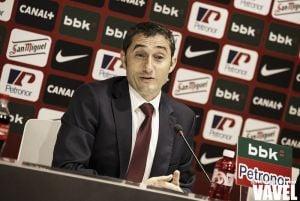 Valverde: ''Nadie dijo que fuera a ser fácil''