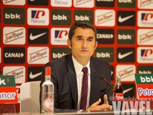 """Valverde: """"Nuestra intención es ir eliminando los tropezones que hemos tenido"""""""