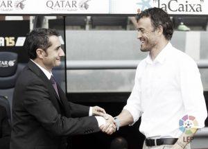 """Valverde: """"No les puedo reprochar nada a los jugadores"""""""