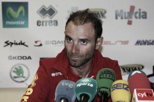 """Valverde: """"El objetivo es conseguir una medalla"""""""