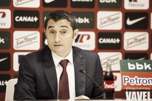 """Valverde: """"Les veo especialmente motivados"""""""