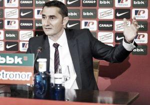 """Ernesto Valverde: """"Estamos absolutamente decepcionados con el partido"""""""