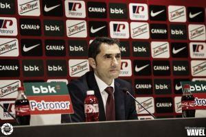 """Valverde: """"La situación en Liga es que tenemos cero puntos"""""""