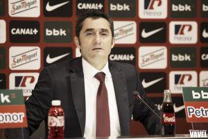 """Ernesto Valverde: """"Hemos perdido una gran oportunidad"""""""