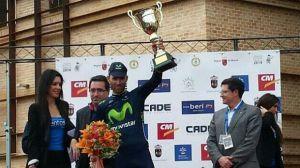 Valverde se alza con la victoria en Lorca