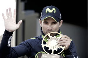 """Alejandro Valverde: """"Aunque parezca fácil, fue tan difícil como mis otros años"""""""