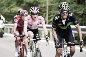 Alejandro Valverde concedes Steven Kruijswijk is the strongest at the Giro D'Italia