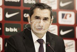 """Valverde: """"Todos éramos conscientes de que el partido era fundamental"""""""