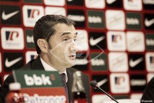 """Valverde: """"Queremos seguir en esta competición"""""""